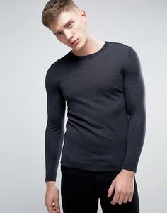 Джемпер из мериносовой шерсти Esprit - Серый