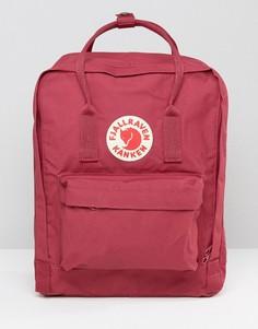 Красный рюкзак Fjallraven Kanken - 16 л - Красный