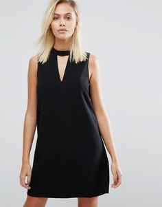 Цельнокройное платье Greylin Dawnson - Черный