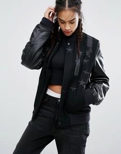 Куртка-пилот Nike Air Destroyer - Черный