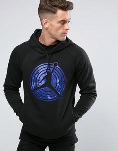 Черный худи Nike Jordan AJ11 823714-010 - Черный