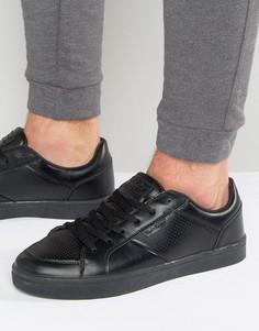 Низкие кроссовки Rock & Religion - Черный
