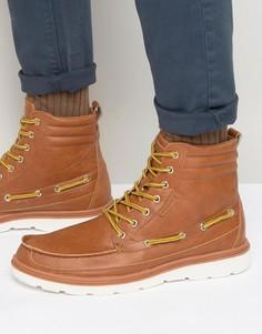 Ботинки со шнуровкой Rock & Religion - Рыжий