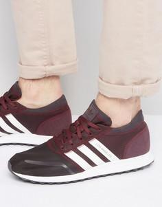 Красные кроссовки аdidas Originals Los Angeles S75995 - Красный