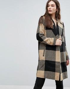 Куртка в клетку Lavand - Мульти