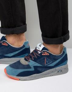 Синие кроссовки в стиле 90-х Le Coq Sportif R800 1620289 - Синий
