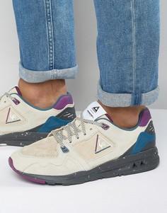 Белые кроссовки в стиле 90-х Le Coq Sportif R1000 1620288 - Белый
