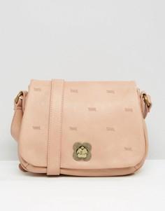 Сумка через плечо Nica - Розовый
