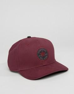 Красная бейсболка Converse CON304 - Красный