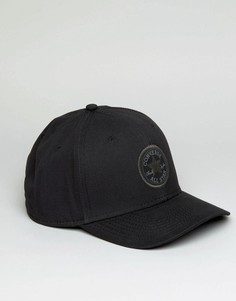 Черная бейсболка Converse CON304 - Черный
