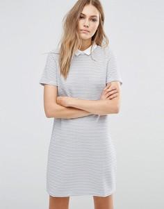 Платье-туника Poppy Lux Zinnia - Белый