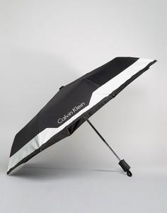 Зонт Calvin Klein - Черный