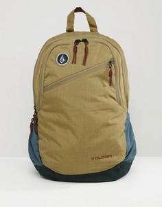 Светло-коричневый рюкзак Volcom Substrate - Рыжий