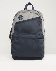 Темно-синий рюкзак Volcom Academy - Темно-синий