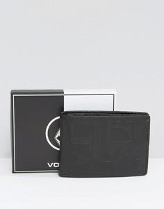Бумажник Volcom - Черный