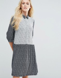 Платье-рубашка с принтом Little White Lies Mirelle - Мульти