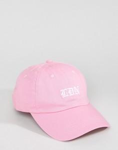 Бейсболка Abuze London LDN - Розовый