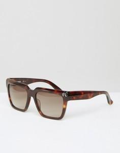 Солнцезащитные очки Karl Lagerfeld - Черный