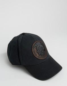 Черная бейсболка Diesel Cindians - Черный