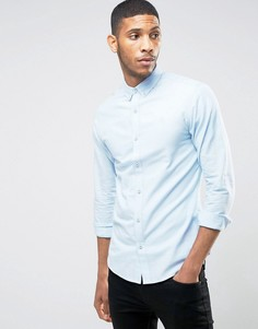 Оксфордская рубашка классического кроя Only & Sons - Синий