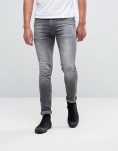 Черные супероблегающие джинсы в винтажном стиле ASOS - Черный
