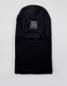 Нашивка с логотипом Cheats and Thieves Balaclava - Черный