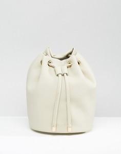 Маленькая сумка дафл Nali - Кремовый