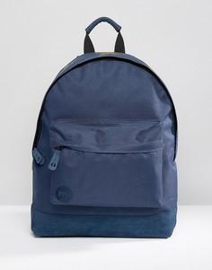 Темно-синий рюкзак с принтом звезд сверху Mi-Pac - Темно-синий