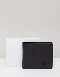 Черный матовый бумажник Mi-Pac - Черный
