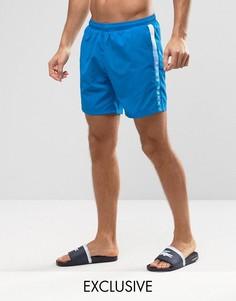 Синие шорты для плавания BOSS By Hugo Boss - Синий