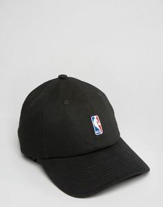 Регулируемая кепка с логотипом NBA Mitchell & Ness - Черный