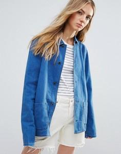 Куртка Bethnals New Tommy - Синий