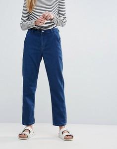 Зауженные джинсы с косыми карманами Bethanls Murphy - Синий Bethnals