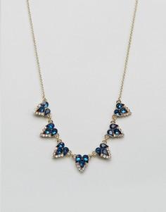 Броское ожерелье с подвесками Johnny Loves Rosie - Серебряный