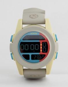 Цифровые часы Nixon X Star Wars - Серый