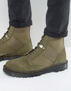 Ботинки цвета хаки Dr Martens Beam - Зеленый