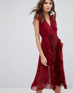 Платье Foxiedox St Emilion Grand Cru - Фиолетовый