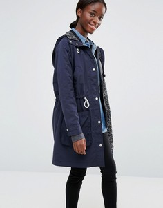 Легкая парка Parka London Dana - Синий