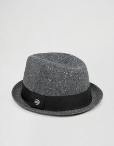 Фетровая шляпа Esprit - Серый