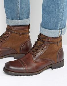 Ботинки для работы ALDO Acelalla - Коричневый