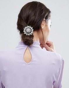 Резинка для волос со стразами ASOS - Прозрачный