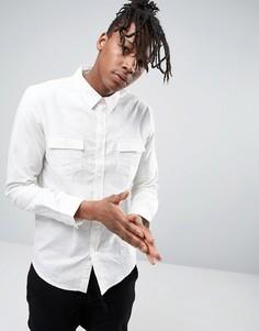 Рубашка в крапинку Another Influence - Бежевый
