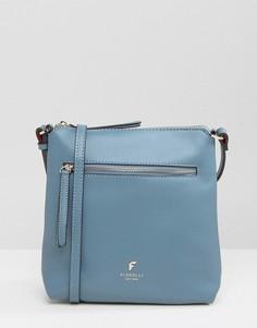 Маленькая сумка через плечо Fiorelli Logan - Синий