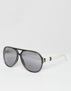 Солнцезащитные очки-авиаторы Gucci GG 1065/S - Белый