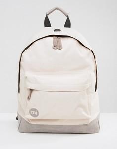 Классический рюкзак контрастной расцветки Mi-Pac - Серый