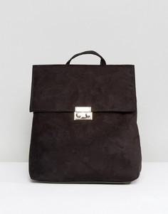 Маленький рюкзак New Look - Черный