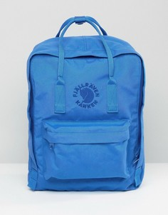 Синий рюкзак Fjallraven Re-Kanken - Синий