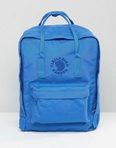 Синий рюкзак Fjallraven Re-Kanken - Синий