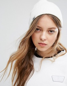 Белая шапка-бини Vans Core - Кремовый