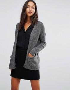 Кардиган с карманами спереди Vero Moda - Серый